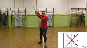 Longsword additions 06_16 cuts exercise