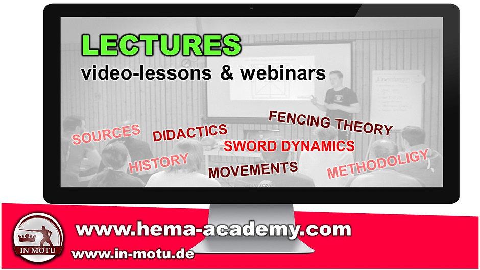 Lectures (Vorträge)