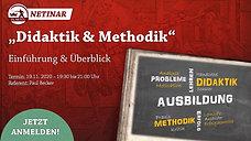 Methodik und Didaktik (Kurzeinführung)