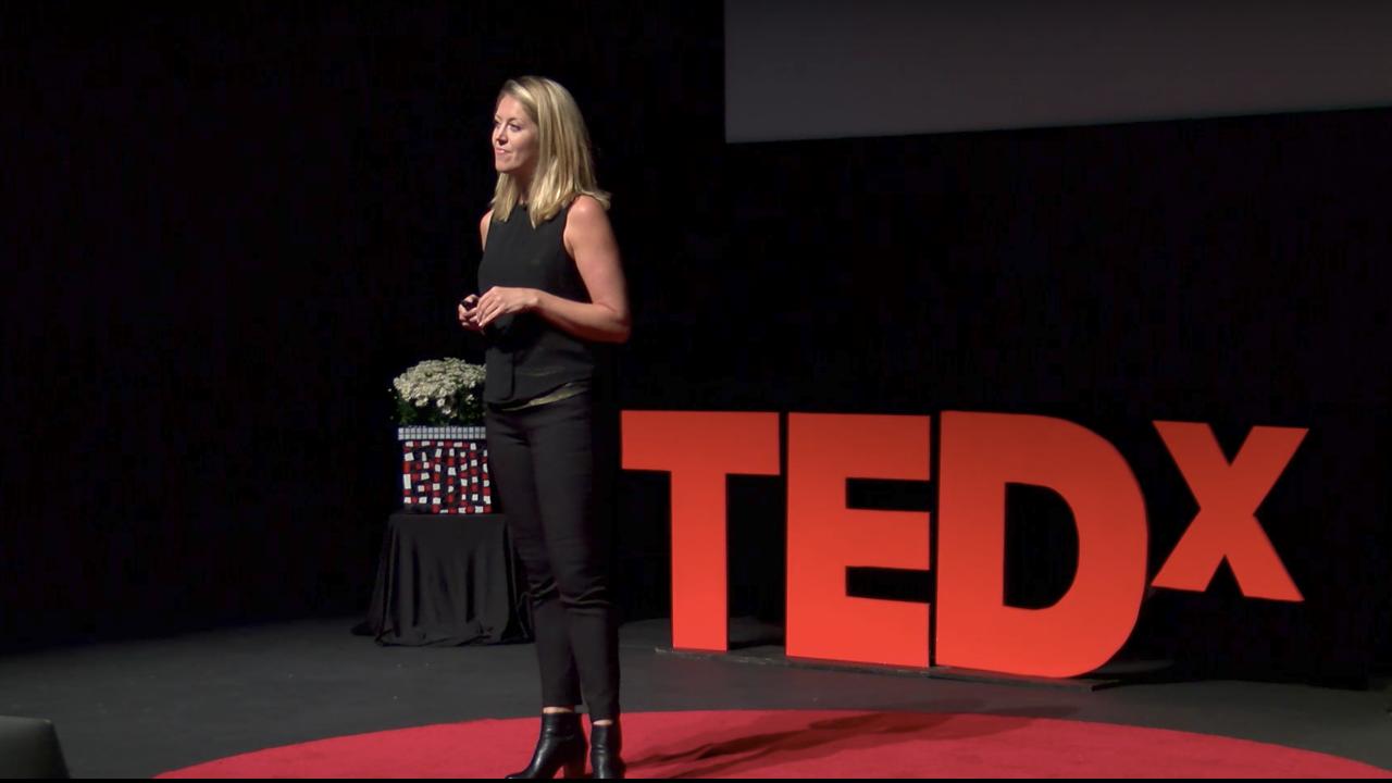 Movement as a Spiritual Compass | Ame Wren | TEDx Utica