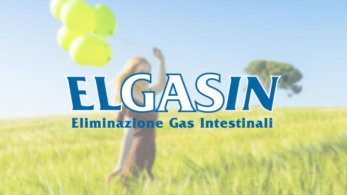ELGASIN Eliminazione Gas Intestinale