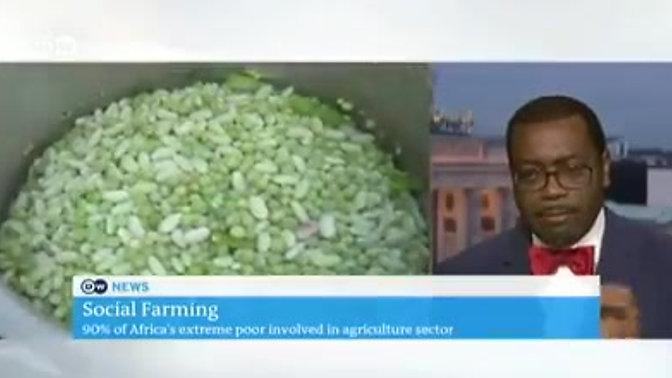 Social Farming 2020 Dr Akin Adesina AfDB