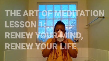 Renew Your Mind, Renew Your Life