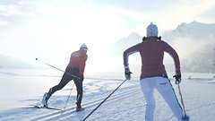 St. Moritz Tourism 2018 - Cross Country Skiing