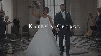 Katey & George