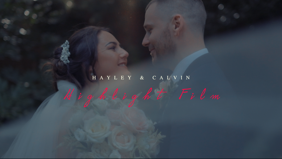 Hayley & Calvin Highlight Fi