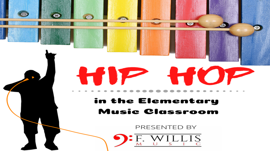 Hip Hop in the Elementary Music Classroom Webinar