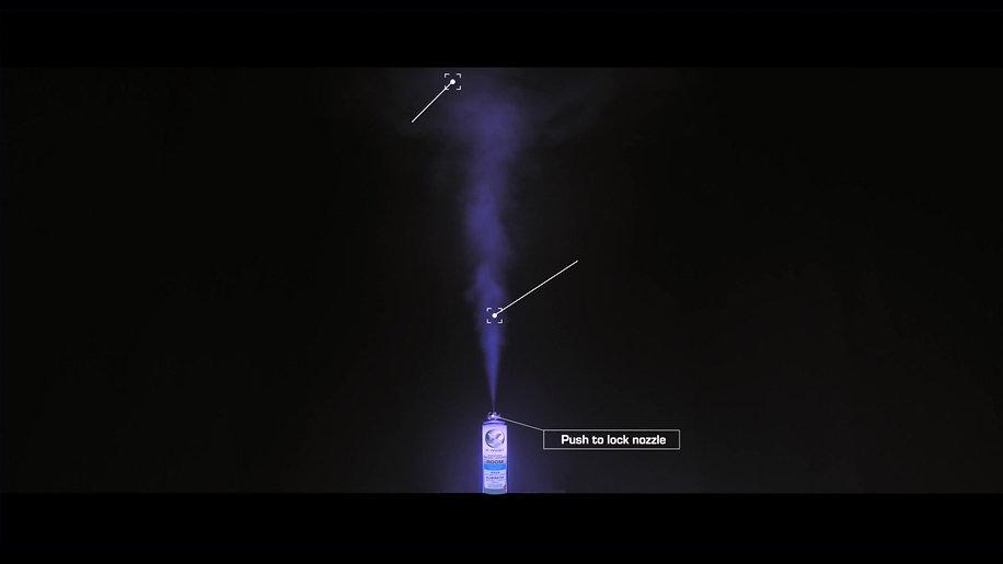 X Mist Demonstration
