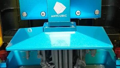 Impressora 3D Imprimindo