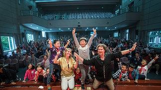 Shanghai-tour 2017