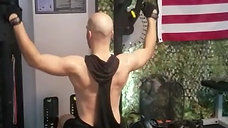 Wide Angle Lat Pull Downs
