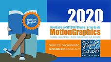 Serviços de Motion Graphics STEGUN/Studio