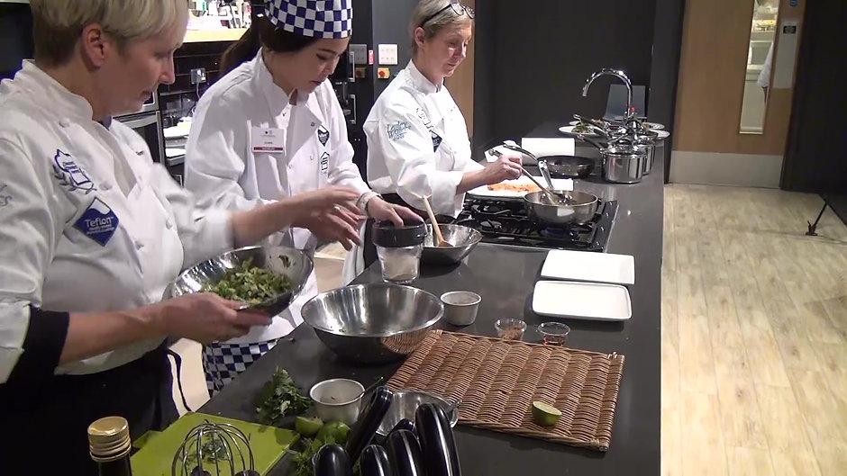 Inspiring Culinary Generations