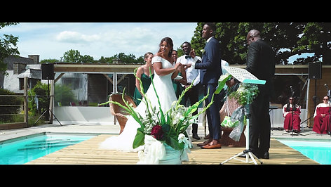 Mariage CANNELLE & STEEVE