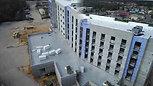 Six Story Hotel In Progress