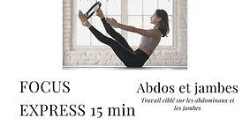 FOCUS EXPRESS ABDOS JAMBES