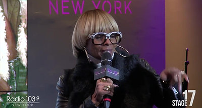 Marcs interview with Mary J. Blige (Part 2)