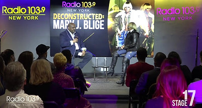 Marcs interview with Mary J. Blige (Part 3)