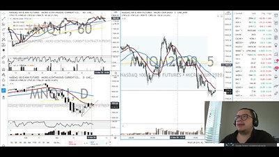 Trades do Dia 31032020
