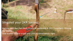 Slingshot your OKR Success