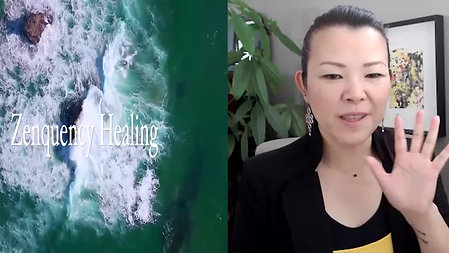 A glimpse of Riya's Transformation healing sessions. 2