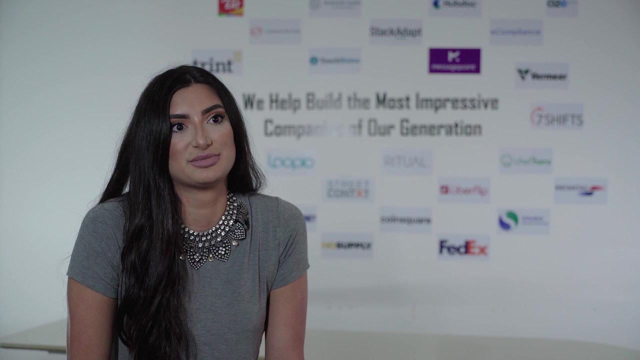#WeCelebrateLeaders - Elizabeth Prigioniero, The Leadership Agency