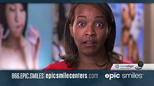 Enré chose Epic Smiles and is getting her smile back with Invisalign