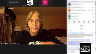 Zoom Chat-Leadership of ShutDown DC, BLM, Sunrise, & Others Discuss Nov 4th Coup-Action