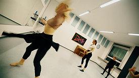 Contemporary Dance - Zeitgenössischer Tanz - Angelina