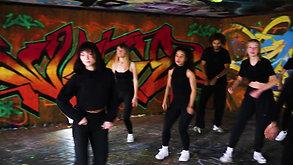 Afro Dance Outdoor Shoot - Bello