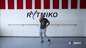 Hip Hop Mittelstufe - Fortgeschritten 2 (Jimmie)