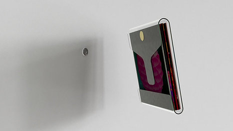 HOW IT CONNECTS TO YOUR WALL