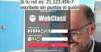 INGRESO A WEBCLASS