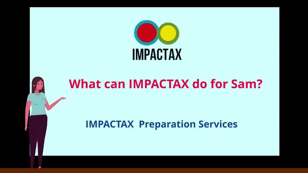 IMPACTAX Entrepreneurship