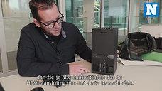 Onze tech-expert unboxed de nieuwe Xbox series X in vijf minuten