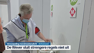 J13 Mondmaskers Bart Dewever