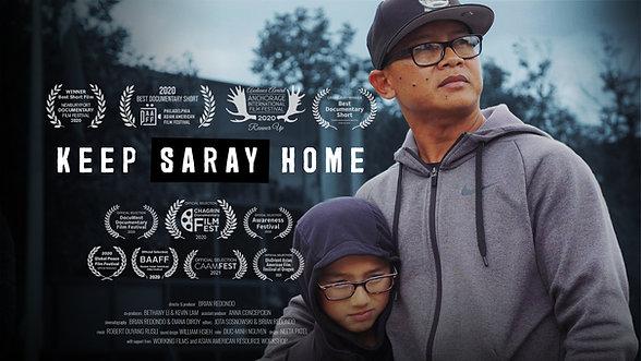 Keep Saray Home Trailer
