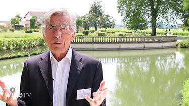 Guy-Petrus Lignac - Président de l'office de tourisme de Saint-Emilion
