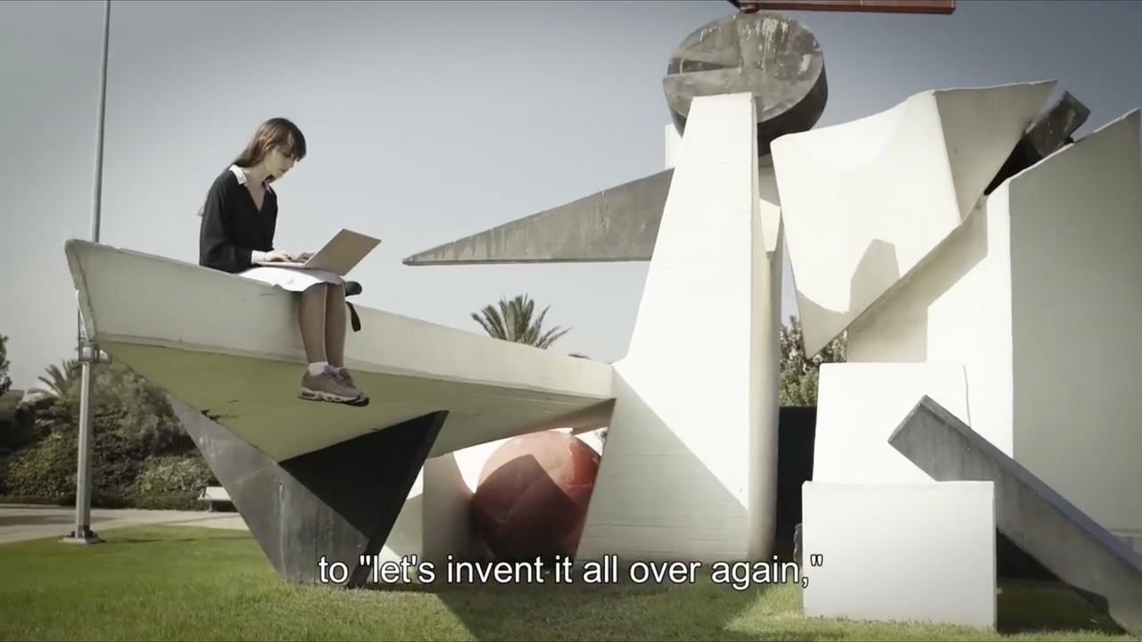 Tel Aviv University // Think Different