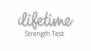 Formula X Strength Test