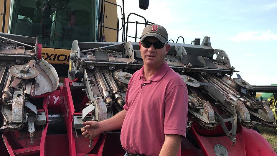 MAYA Folding Corn Head Testimonial 2017