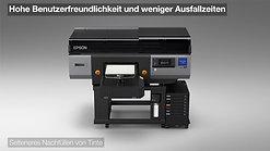Produktvideo EPSON SC F3000
