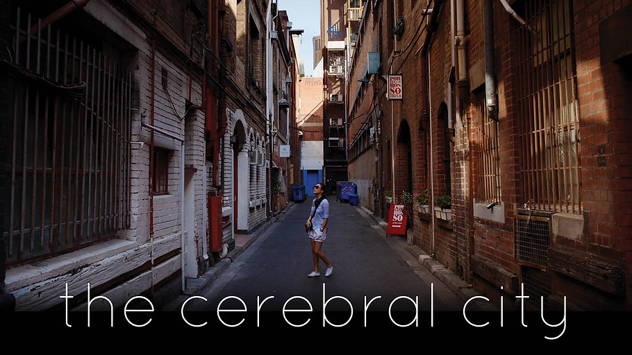 the cerebral city