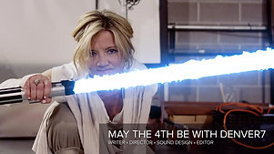 Denver 7 May 4th Be With You