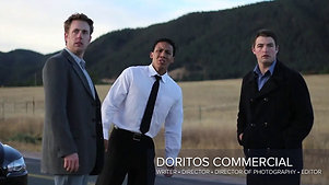 "Doritos Super Bowl Commercial ""The Sales Presentation"""
