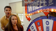"""Triple AAA """"Wheel Of Deals"""""""