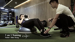 1 on 1 training - Edan2