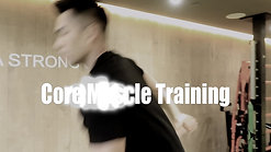 Core muscle training - Michael