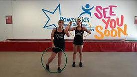 Jump Rope & Hula Hoop Practice