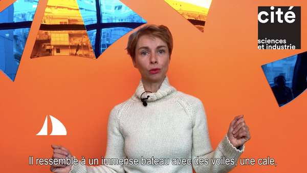 Vidéo promotionnelle pour le Vaisseau Spécial à la Cité des sciences et de l'industrie
